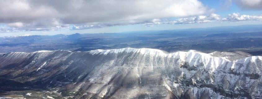 Gletscher Barre des Encrins