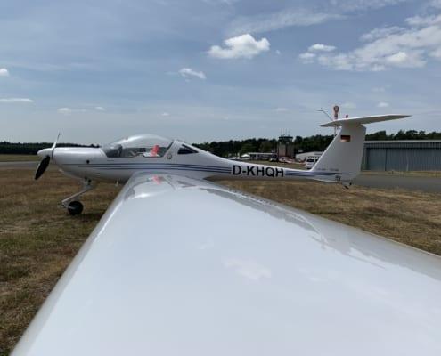 Dimona HK36 TC100 SFVOE
